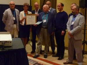 ASFOR MED Award Ceremony for Best Professional Development Workshop